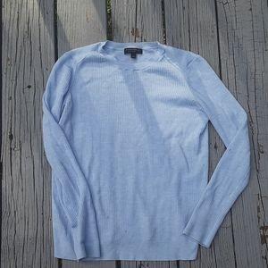 Banana Republic ribbed merino wool sweater